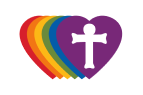 Reconciling in Christ logo: St. John's welcomes people of all sexual orientations, gender identities and gender expressions